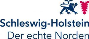 Logo Schleswig-Holstein - Der echte Norden